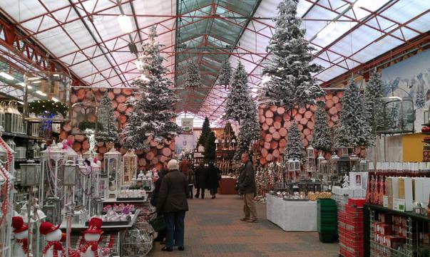 Vroege kerstzooi verbal jam weblog for Tuincentrum amsterdam